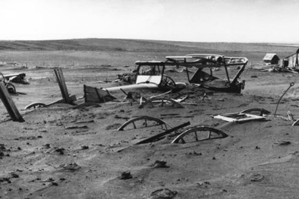 Did Dust Bowl's Ravages End in the 1940s? New Study Says No