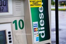 Diesel, Gas Prices Fall