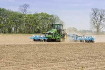 Virginia Field Reports: Planting in Full Swing with Drier Weather