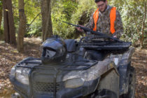 Mississippi Outdoors: Precautions Can Safely Combine Hunting, ATVs