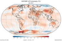 Climate Change: July 2017 and July 2016 Tied for Warmest in 137 Years – NASA