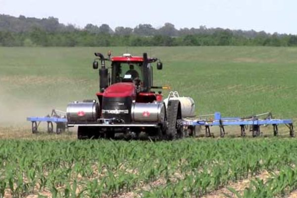 DTN Fertilizer Trends: Prices Steady as Growers Sidedress Corn
