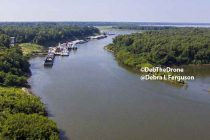Moving Grain: Upper Mississippi River Begins to Close, Empty Barges Head Up Ohio River