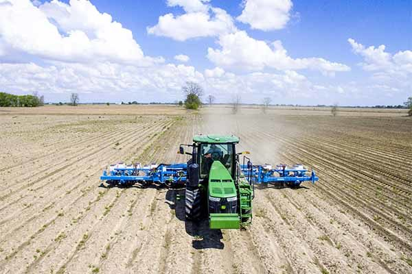 Flint on Crops: Planting Is Ahead of Schedule – Commentary