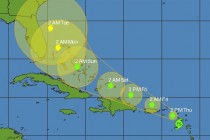Georgia: Tropical Storm Erika – What to Watch Out For