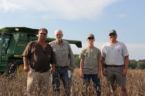 Alabama Soybeans: McMichens Break 100-Bushel Barrier