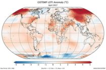 Global Climate Change: Second Warmest April on Record in 137 Years – NASA