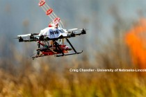 Nebraska: Research Drone Successfully Used for Prescribed Fires