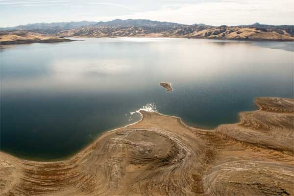 California: Drought Conditions at Lowest Point Since Autumn 2010 – USDA
