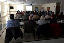 Texas: Armstrong County Fall Producers Meeting, Claude, Dec. 12