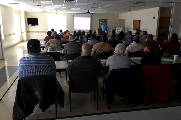 Texas: Feed Grains Marketing Workshop, Amarillo, Jan. 23-24
