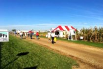 Tennessee: Organic Crops Field Tour, Knoxville, Oct. 26