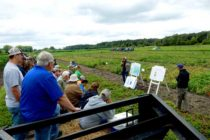 Minnesota: Corn and Soybean Weed Management Tour, Rochester, July 6