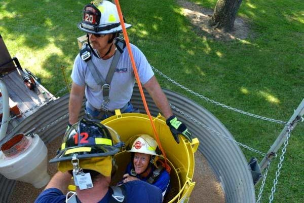 Grain Rescue Tubes And Nationwide Training Save Farmers' Lives