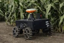 Ag Tech: New Autonomous Robot Helps Measure Crop Traits