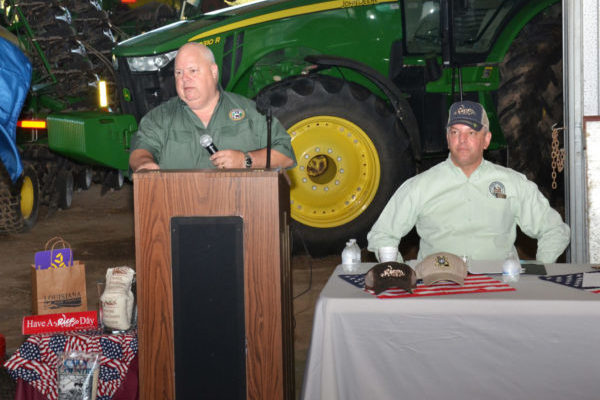 Louisiana Farmers Voice Concerns About Infrastructure, Labor During State Listening Tour