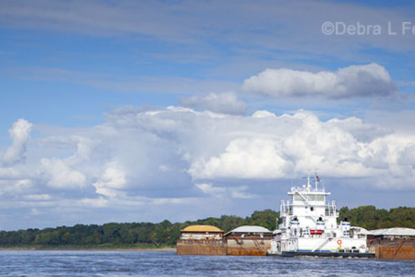 Grain Shipping: Upper Mississippi River Opens Early – DTN
