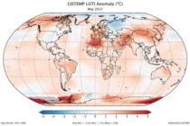 Global Climate: We Just Had 2nd Warmest May on Record in 137 Years – NASA