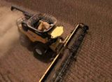 Soybeans: Combine Breaks Harvest Record With 16,157 Bushels In 8 Hours
