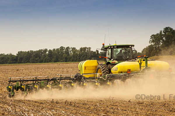 Flint on Crops: Planting corn is a tough job – Commentary