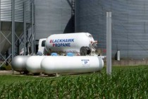 Propane Stocks Drop on Growing Exports