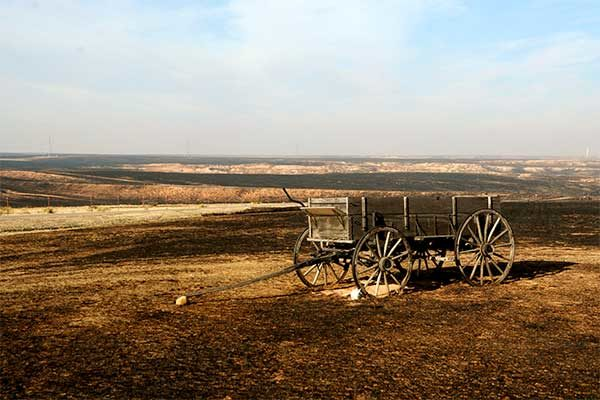 Texas: Northeastern Panhandle Wildfire Recovery Meetings, Aug. 3