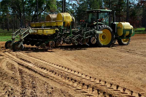 Planting: Within-Row Plant Spacing – Ensuring Planter Accuracy of Seed Drop