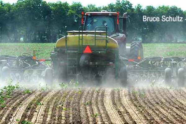 Louisiana Field Reports: Corn Planting Begins, Rice Well Underway