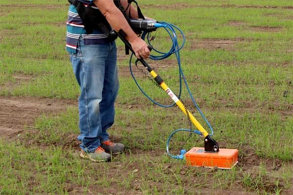 Texas: Using Radar to Gauge Plant Root Health and Potential Yields