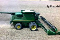 Virginia Field Reports: Planting Wrapping Up, Wheat Harvest Underway